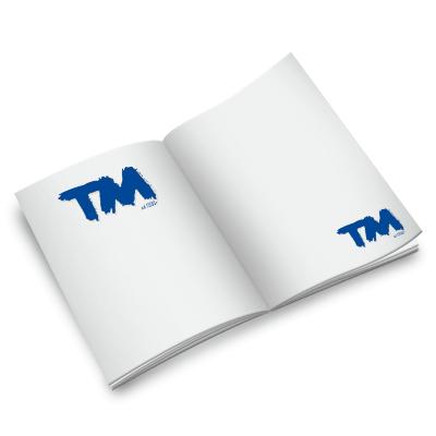 Folder z oprawą