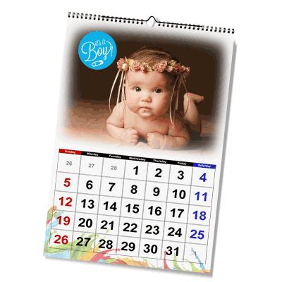 Kalendarz w formacie A3